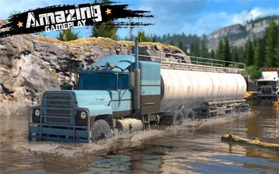 泥地越野驾驶模拟器图4