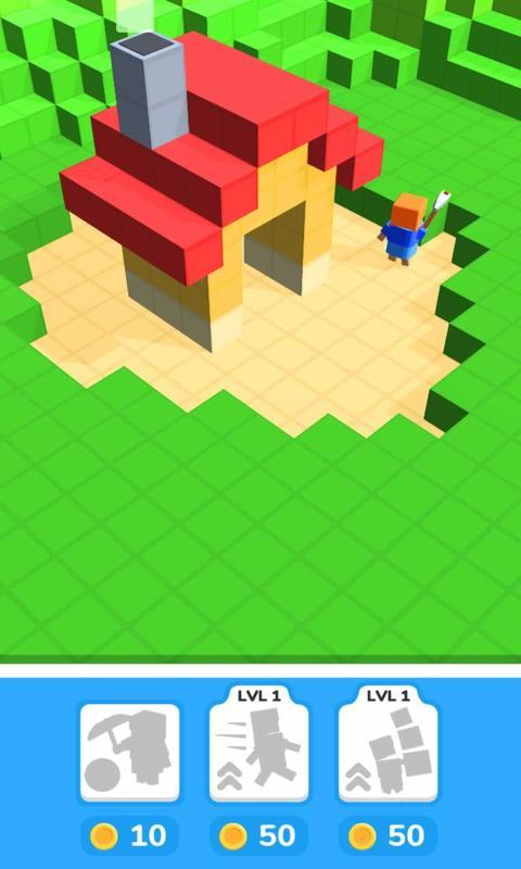 放置方块建筑图1