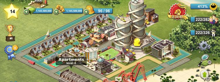 模拟投资的游戏