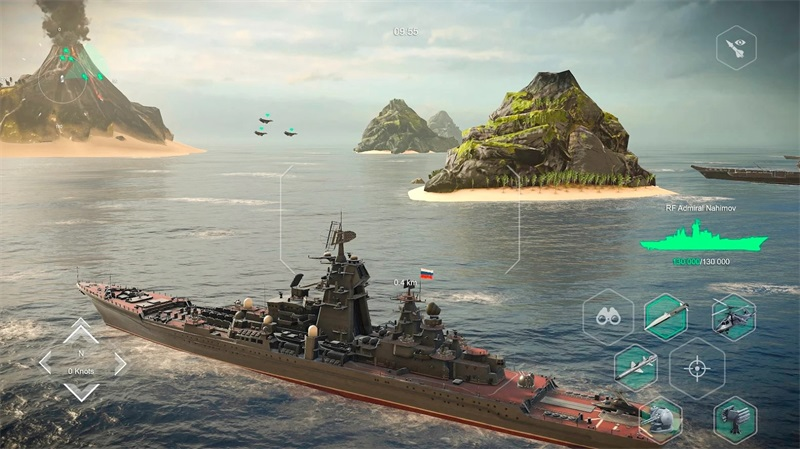 现代战舰0.45.4破解版图1