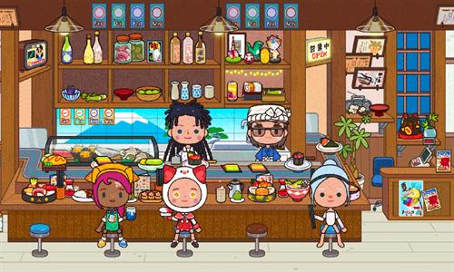 米加小镇完整版游戏下载图1