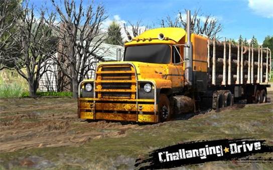 泥地越野驾驶模拟器图1