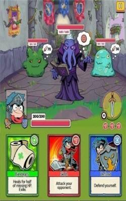 魔法卡牌守护者图1