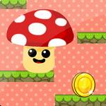 秋天的蘑菇