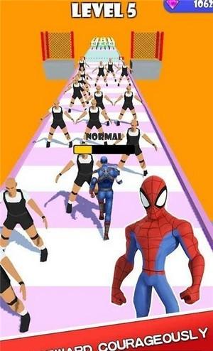超级跑者英雄图1