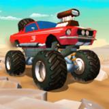 Mega Ramp Car 3D
