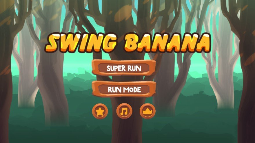 摇摆香蕉图1