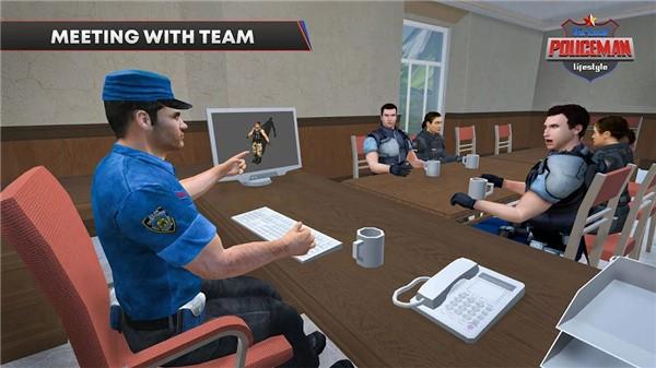 虚拟警察局图4