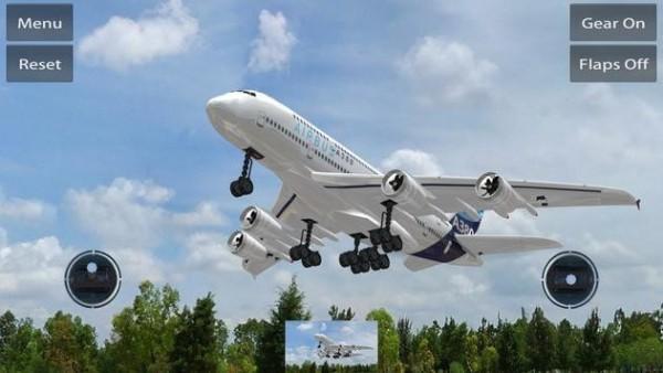 绝对遥控飞机模拟图3