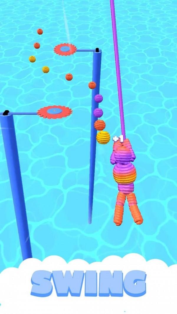 绳人跑步图1