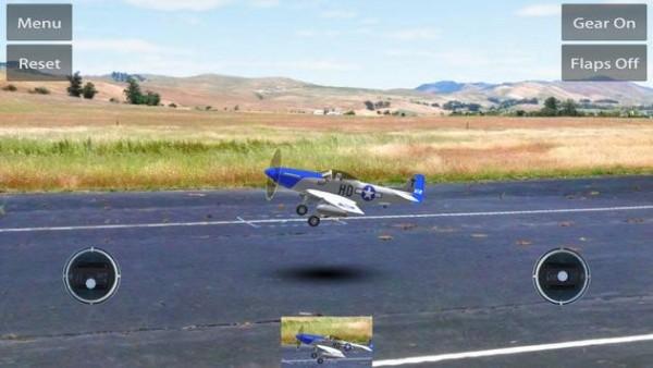 绝对遥控飞机模拟图4