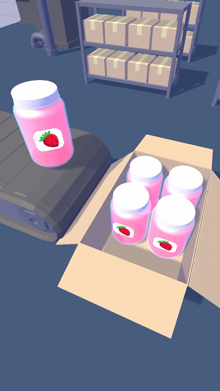 工厂模拟器3D图1