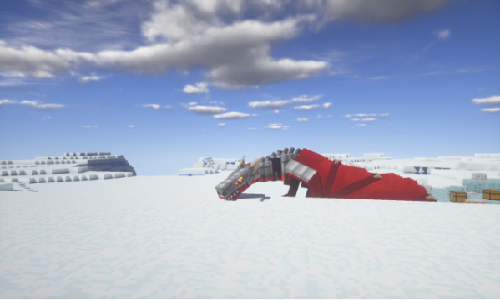 我的世界冰与火之歌模组图1