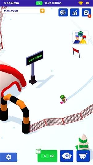 空闲滑雪大亨图2