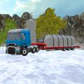 冬季农用卡车3D
