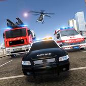 紧急驾驶任务城市英雄