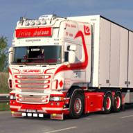 欧元卡车驾驶模拟器v0.3