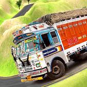 印度越野卡车货运