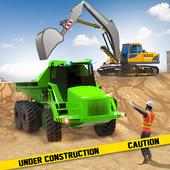 挖掘机施工模拟器2021年卡车竞赛