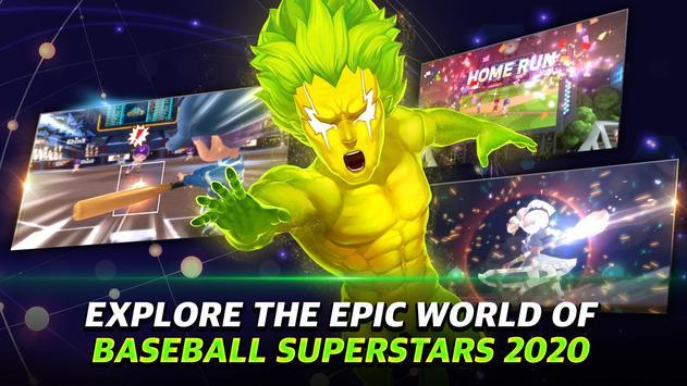 超级棒球明星2020截图