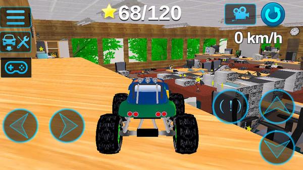 遥控卡车竞赛模拟器3D截图