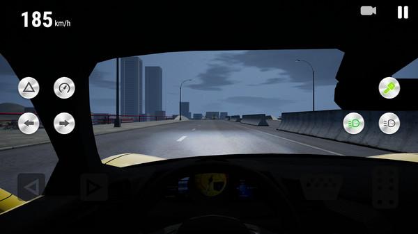 真实模拟驾驶