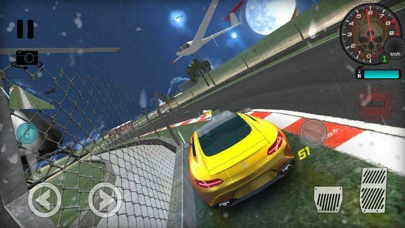 赛车游戏模拟器