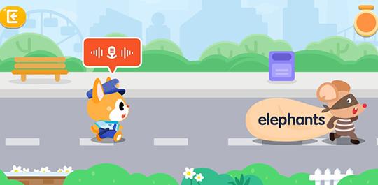 适合小学生学英语的app