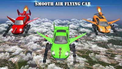 飞行汽车冒险截图