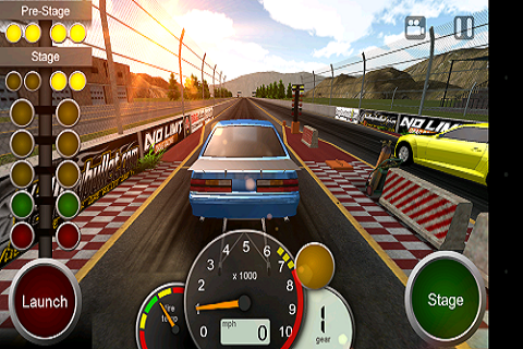 非常刺激的赛车驾驶游戏