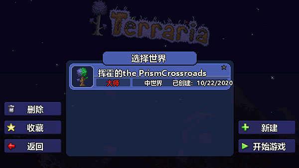 泰拉瑞亚1.4.0.5.1汉化版截图