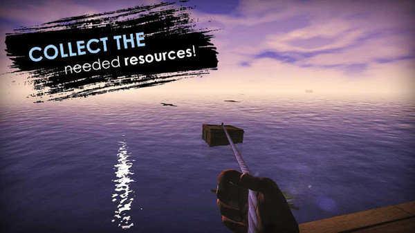 raft木筏生存正版截图