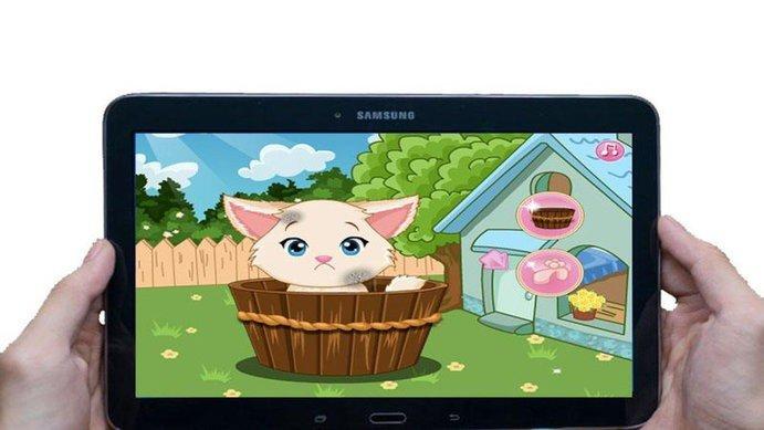 护理猫游戏中文版截图