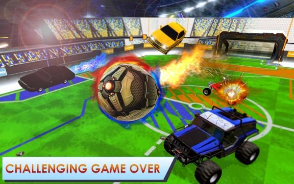 火箭汽车足球安卓版截图
