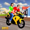 越野摩托车出租游戏