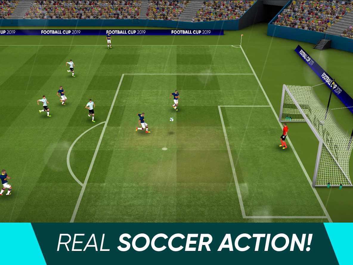 明星世界杯游戏截图