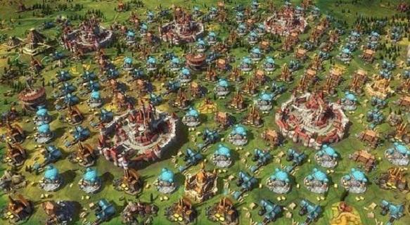 策略战争游戏合集