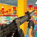摧毁粉碎超市