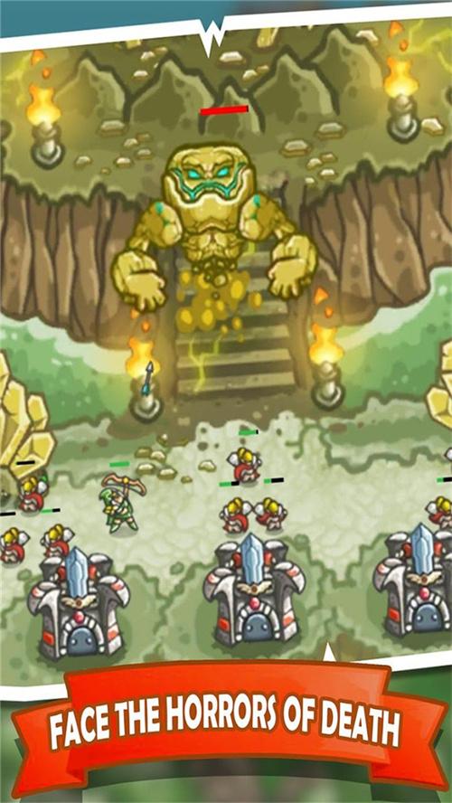 王国保卫战2勇士截图