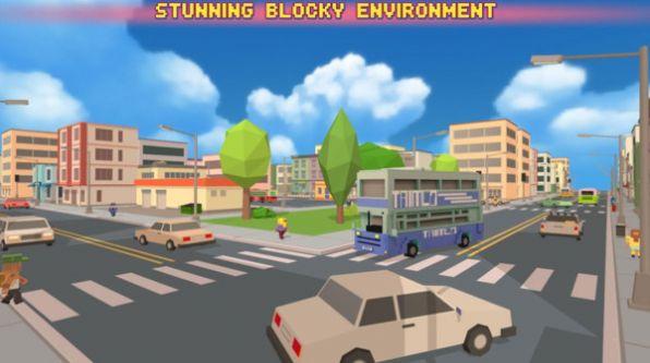 像素巴士模拟截图