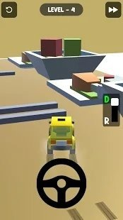 玩具车3D截图