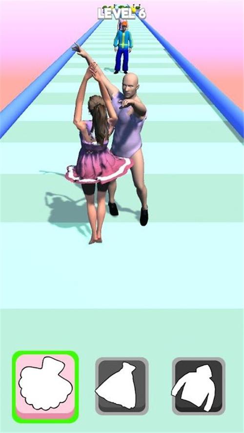 舞蹈跑步3D截图