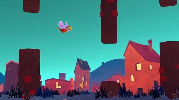 飞翔的蛙人游戏截图