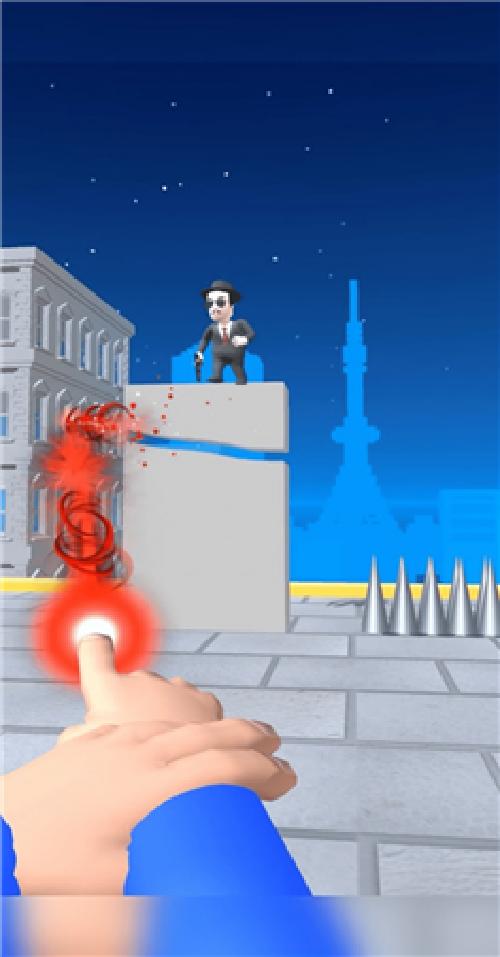 激光超人3D截图
