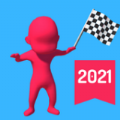 小人奔跑着2021