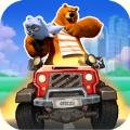灰熊和旅鼠冒险