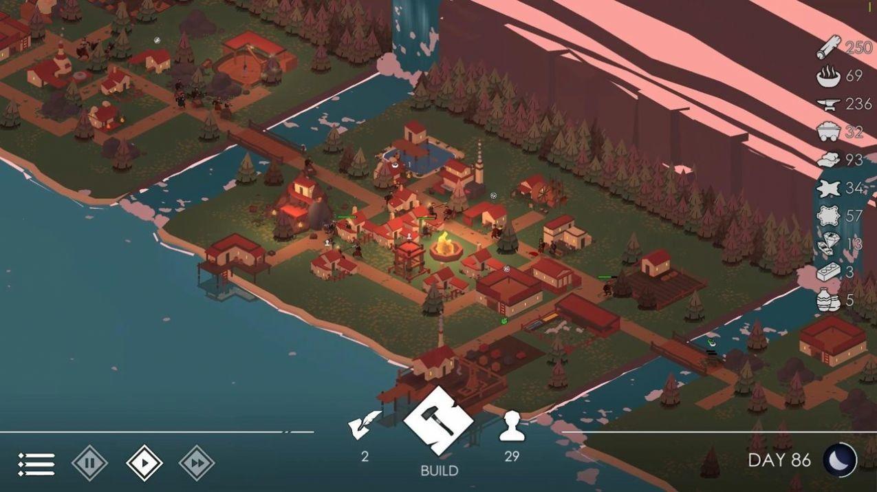 篝火2未知海岸截图