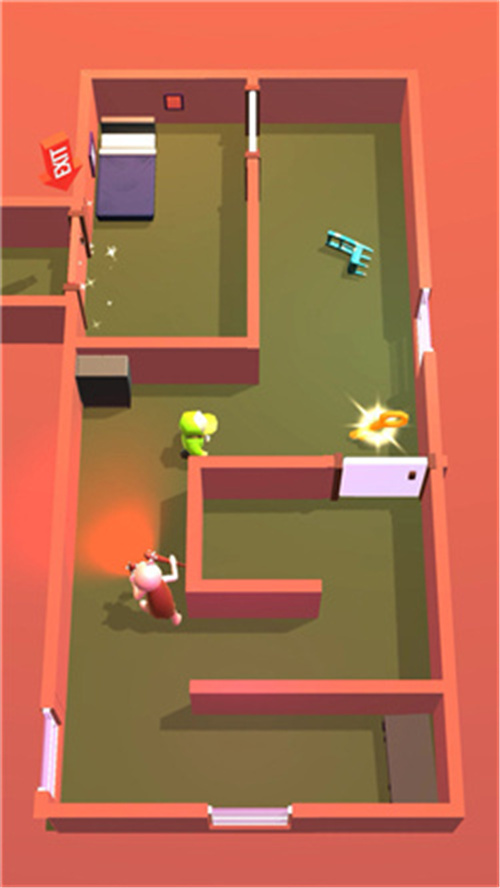 小猪逃亡截图