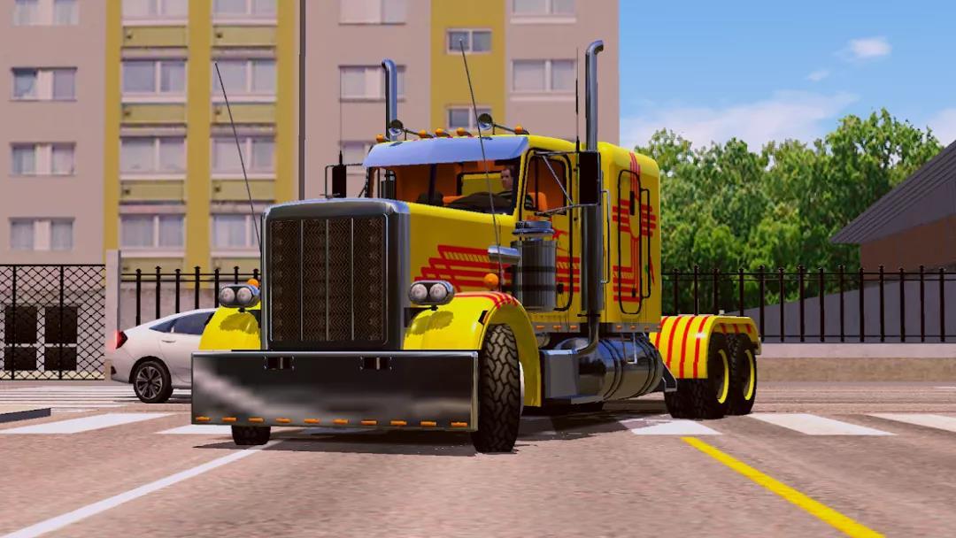世界卡车驾驶模拟器2021最新汉化版截图