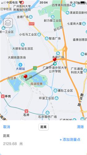 布谷卫星地图截图